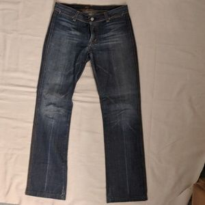 Slimming 7 for all mankind jeans EUC